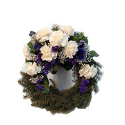 Funeral wreath (HS0002)