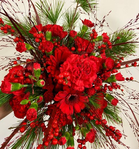 Christmas Joy bouquet